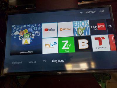 Smart tivi 32in TCL đời mới 2019 full box