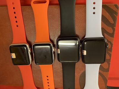 Apple Watch Series 3 LTE Nhôm | Có Trả Góp 0%