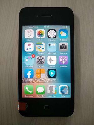 Apple iPhone 4S Đen 16Gb