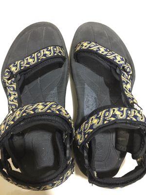 Sandal teva chính hãng authentic quai thổ cẩm
