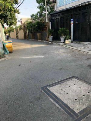 Nhà mặt tiền đường Thạnh Lộc 51. 6,23x6,3m