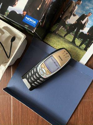 Hàng khủng Nokia 6310i Germany full hộp xuất Pháp