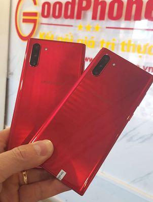 Cặp Note 10 5G đỏ zin đẹp