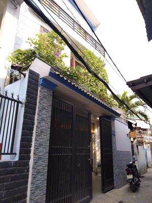 Bán Nhà 7x10m, T+2 Lầu, HXH đg 4 Linh Tây, Thủ Đức