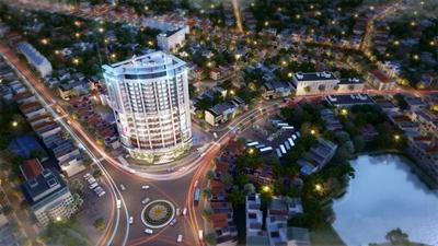 Căn hộ dịch vụ, mini Thành phố Hải Dương 51m² 1PN