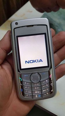 Nokia 6681 bạc zin chuẩn kèm sạc