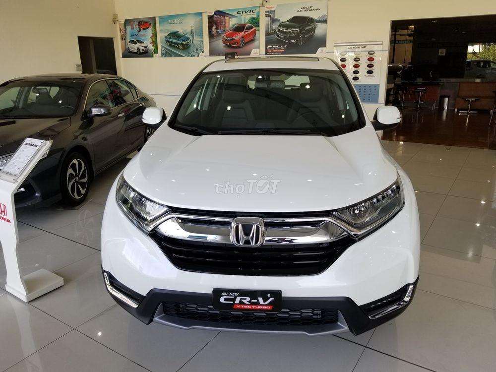 Honda CR-V 2019 giá sốc - nhận xe chỉ với 310tr
