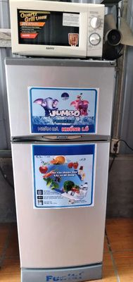 Thành lý tủ lạnh Funuki 180.