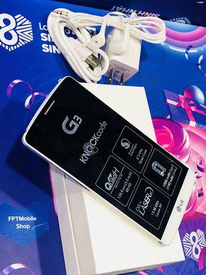 LG G3 RAM 3GB/32GBMỚI FULLBOX CHIẾN GAME SIÊU MƯỢT