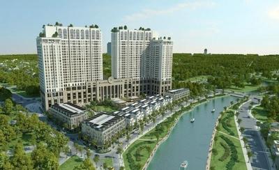 Duplex Roman Plaza 301m² 4 PN