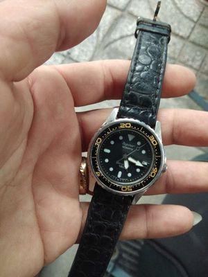 Đồng hồ máy pin, bao bơi lội, Sz nhỏ 35.