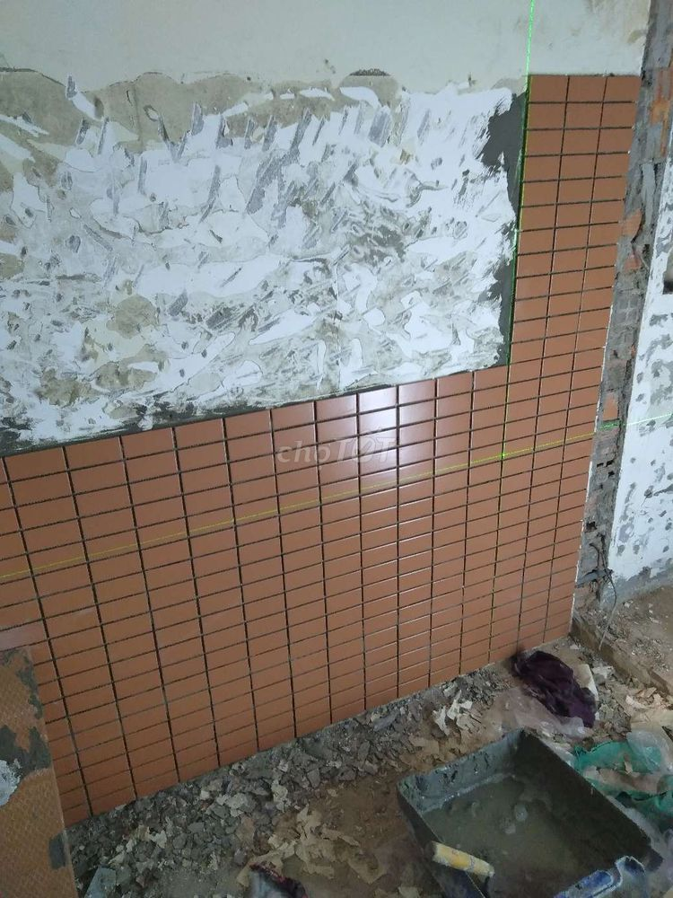 Nhận sửa chữa nhà ở xây tô ốp lát
