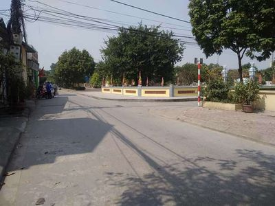 Bán đất Nguyễn Văn Cừ long biên 55m, tiền 4.5m