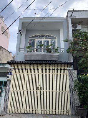 Nhà bán chính chủ 2 Mặt Tiền 64m2 gần AEON Tân Phú