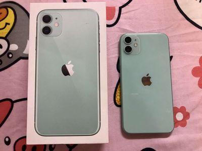 Apple iPhone 11 Xanh lá 256 GB