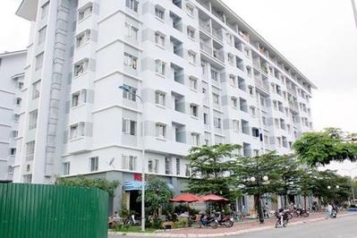 Chung cư Ehome 2 64m² 2PN