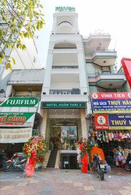 Khách Sạn Hầm.6 Lầu 18 Phòng,Nguyễn Thái Học.Quận1