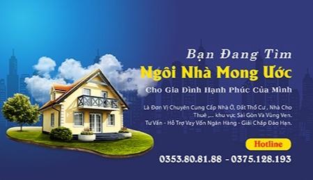 Chuyên Nhà Phố Đất Thổ Cư Các Quận Trung Tâm Sài Gòn