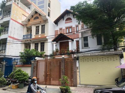 Bán Villa gần Bà Chiểu-Bình Thạnh 7,5m x 25m; T+2L