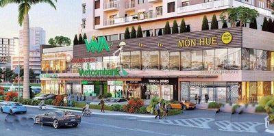 Đầu tư Shophouse 110 m2 giá 3 tỷ/110 m2 ngay KCN