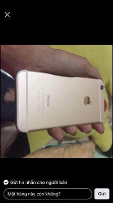 Apple iPhone 6 nguyên bản chua sữa chua j