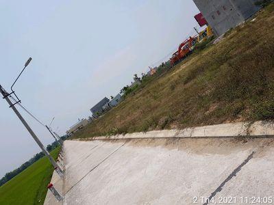 Đất quốc lộ 1A huyện phù cát gần sân bay 150m2 tc