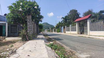Bán lô đất mặt đường 44b Phước Hội, Long Điền 564.