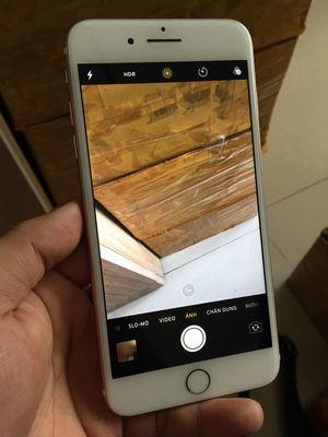 iphone 7 Plus Vàng Hồng 32G, bản Q tế đang xài.