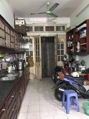 Bán nhà 5 tầng lô góc Nguyễn Khánh Toàn Đầu Tư KD