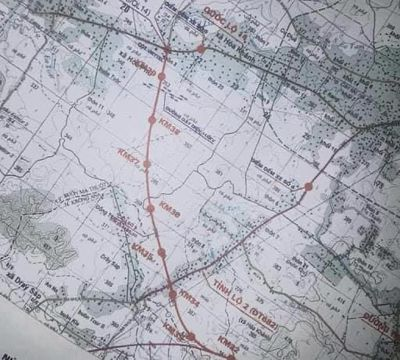 Lô đất thổ cư 24x36 giáp đường hồ chí minh