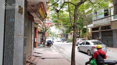 Bán nhà mặt phố Phạm Thận Duật, Cẩu Giấy 21.5 tỷ