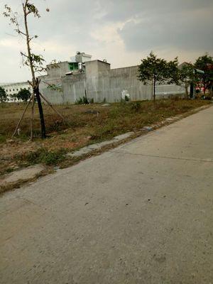 Đất Thị xã Thuận An 162m², thổ cư, bao sang tên