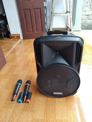 loa bluetooth bass 3 tấc 2 mic ko dây