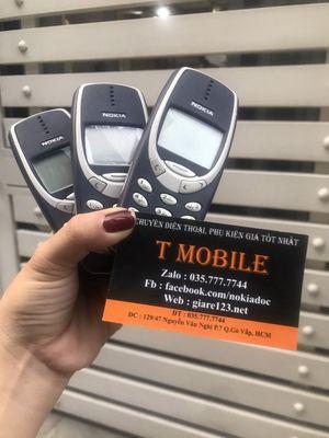 Nokia 3310 cục gạch bầu, siêu bền , pin trâu