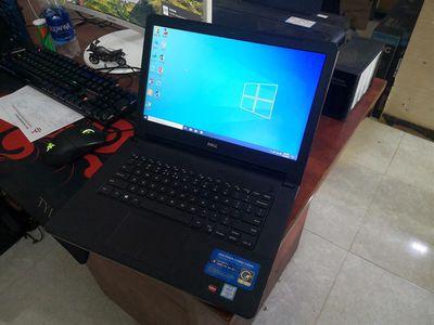 Laptop Dell CPU i5 thế hệ 6, ssd 120g, ram 4g đẹp