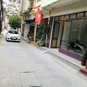 Bán đất kim Ngưu, Lạc Trung, phân lô,gara, 56m2