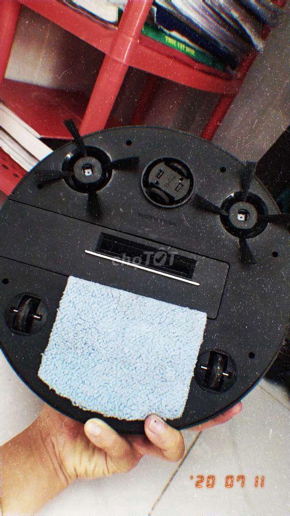 0969215604 - Máy hút bụi tự động kojiba, Robot quét nhà