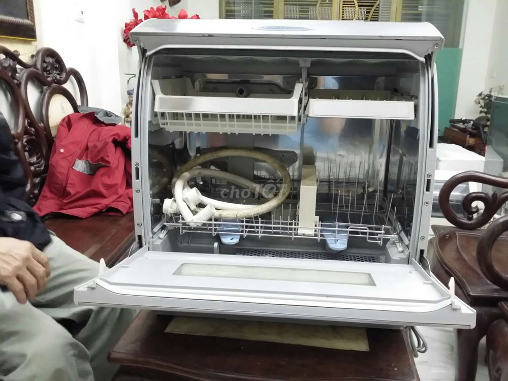 Máy rửa bát nội địa Toshiba DWS-60X6 inverter