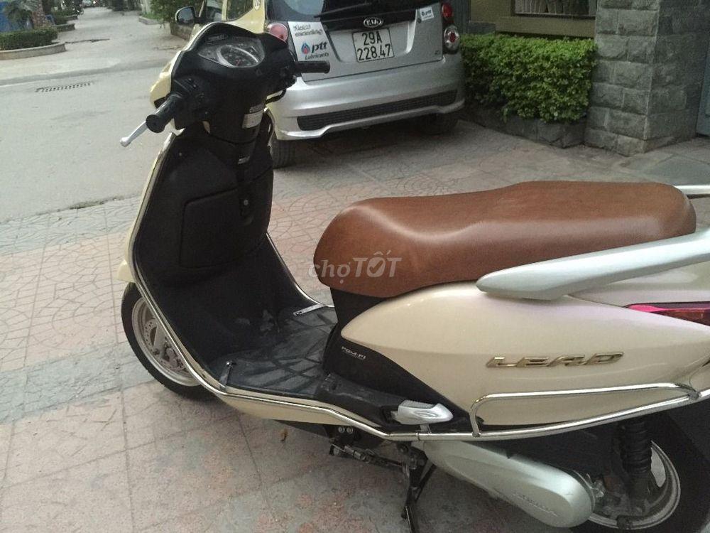Honda LEAD 110 vàng kem chính chủ 2014