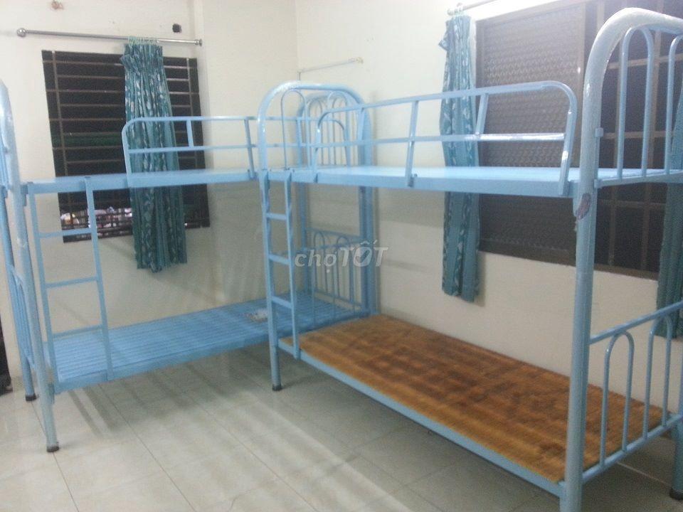 giường hai tầng tháo ráp duy phương (mới 100%) FS