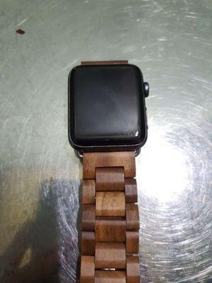 Apple watch seri 3 42M 97% nguyên rin áp suất