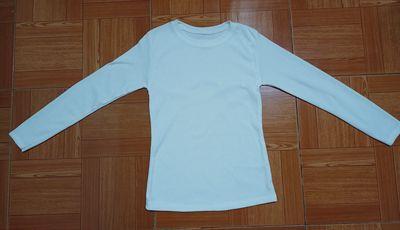 Áo thun gân tay dài (40-45kg)