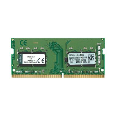 Ram Laptop Kingston 4GB DDR4 Buss 2400mhz bh 2 năm