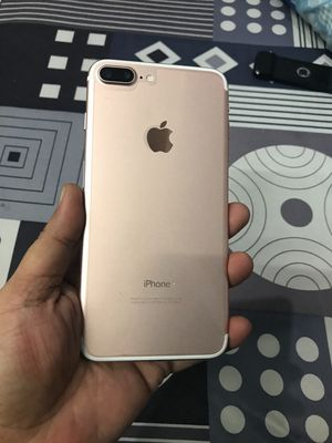 Iphone 7 Plus 32G rose gold quốc tế zin all