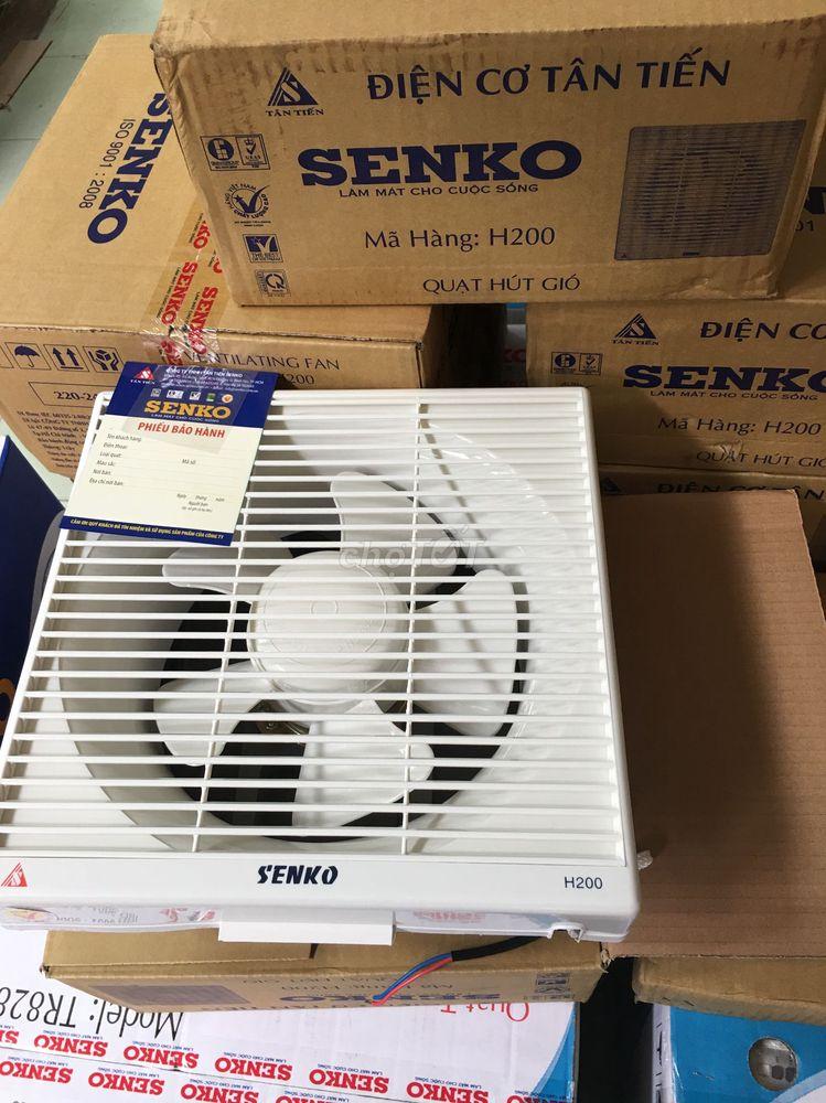 Quạt hút thông gió SENKO (Mới 100%, có 50 cái)