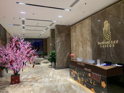 Bán gấp căn hộ Sunshine City Sài Gòn giá 3 tỉ