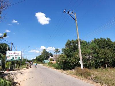 Đất ở 282m2 gần KCN Tân Đức- Bình Thuận 920 Triệu