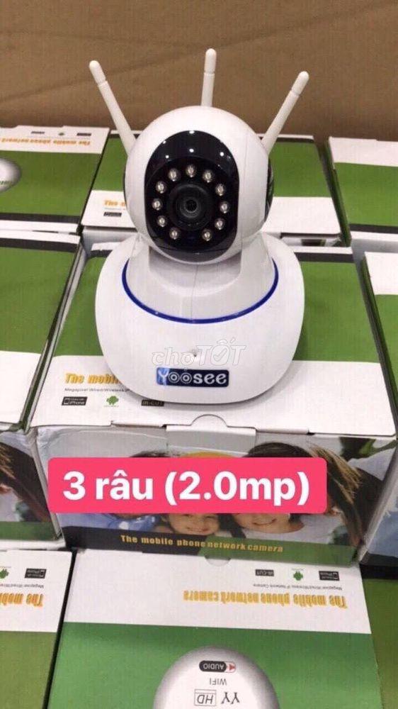 camera 3 râu Yosee (HD2.0/1080m) chất và rẻ