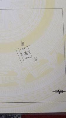 Đất 73m2 mặt tiền 8.3m kim hoàng Vân Canh oto 20m