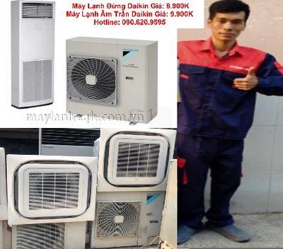 Máy lạnh tủ đứng âm trần các hãng đủ công suất